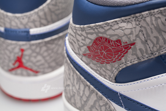 Air Jordan En Mid True Blue dKGB38F