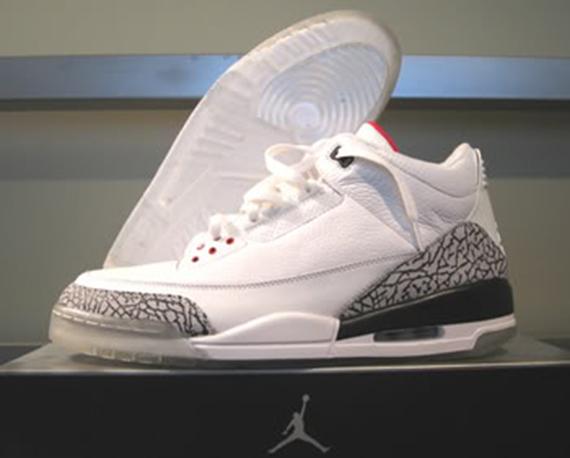 Unreleased Air Jordan Samples 0e58539ab
