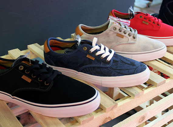 b174319e620f45 Vans Chima Pro - First Look - SneakerNews.com