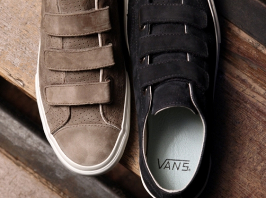 Vans Vault Prison Issue LX – Available