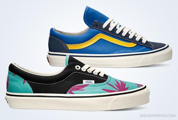 09f0f7e49ea8c2 Vans Vault Original Classics - June 2013 Releases - SneakerNews.com