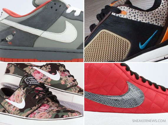 all nike sb shoes