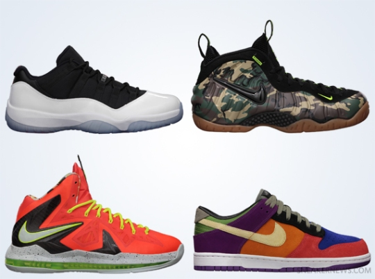 Sneaker Lounge Release Party: June 8th Drops & Mystery Air Jordan Restock