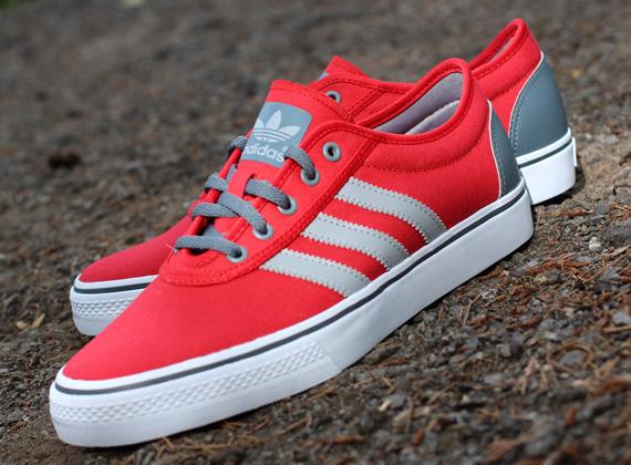 big sale 54a69 96355 ... adidas-adi-ease-uni-red-grey-02.jpg sneaker ...