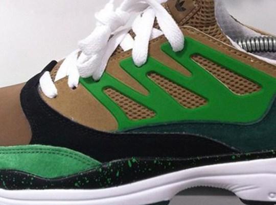 """adidas Originals Torsion Allegra """"Forest"""""""