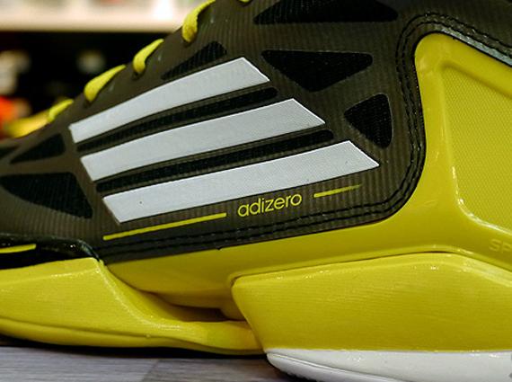 separation shoes 5538d be3e0 adidas Crazy Light 2 Low – June 2013 Releases