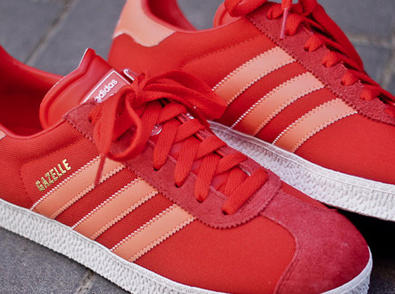 various colors ba570 462f6 Sneaker News showed you three new adidas Originals Gazelle IIs last month,  which were followed the next day by a fourth colorway releasing.