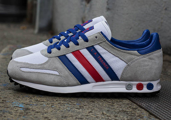 best service a90ce 55079 adidas Originals L.A. Trainer - July 2013 Releases - Sneaker