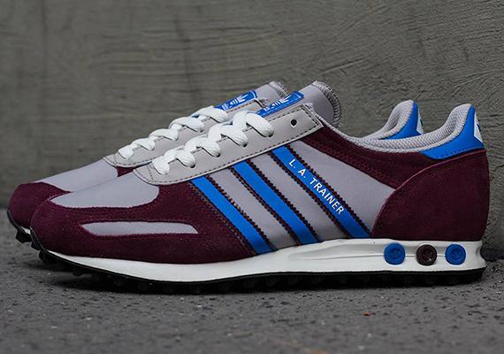 adidas Originals L.A. Trainer - July 2013 Releases - SneakerNews.com