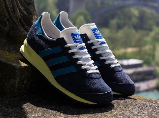adidas Originals Marathon 85 – Navy – Royal