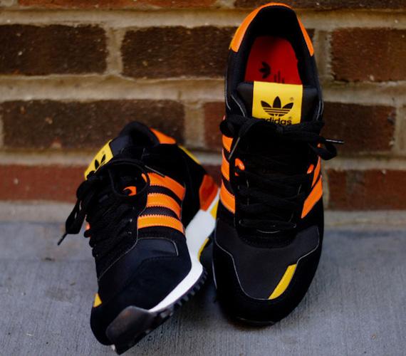 Adidas Zx 700 Svart Orange 7VDRGNNyB