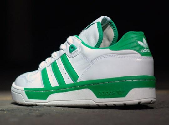 "adidas Rivalry Lo ""Celtics"""