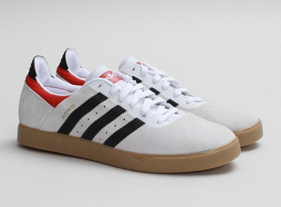47f8175afc1 adidas Busenitz ADV - Running White - Black - Brick - SneakerNews.com