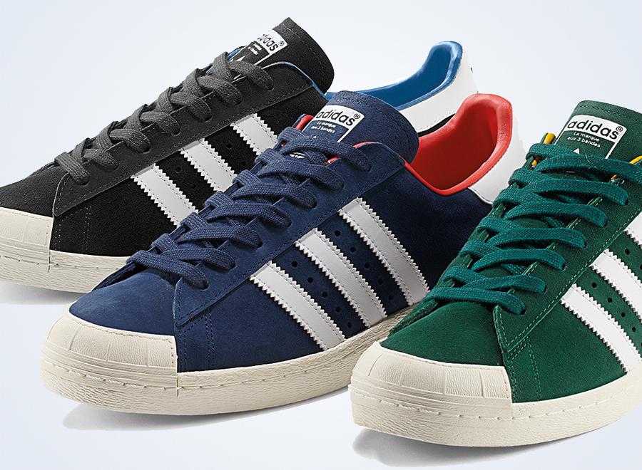 Adidas Originals halfshell 80 s