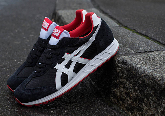 8c1a42d4d12 Asics continues to release classic runners from its sister brand just in  time for summer as this clean Onitsuka Tiger T-Stormer begins to arrive at  retail ...