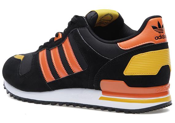 Adidas Zx 700 Svart Orange YiY48dyiZ