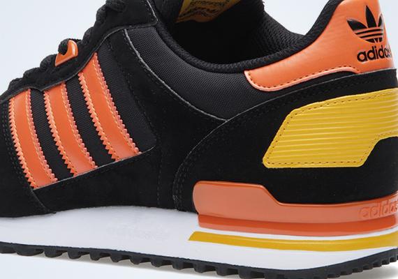 timeless design ebf5b d69f6 adidas Originals ZX700 – Black – Orange – Yellow