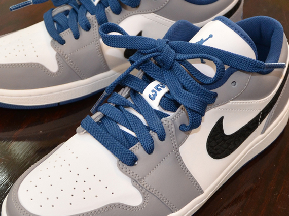 7d2f38892c6e78 ... amazon the air jordan 1 has gone low for the summer donning a clean  almost true