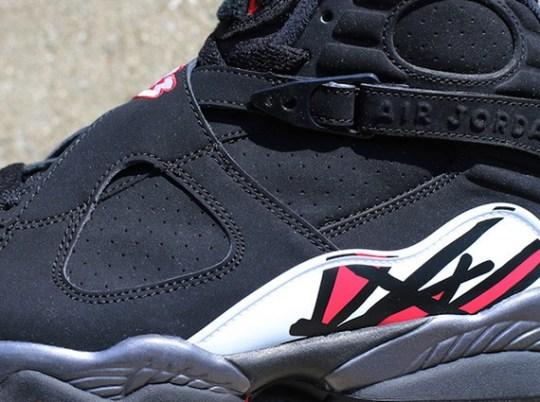 "Air Jordan 8 ""Playoffs"" – Arriving at Retailers"
