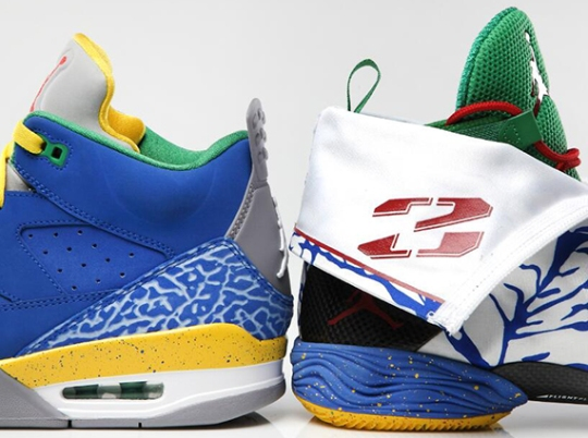 "Air Jordan ""Do The Right Thing"" Pack"
