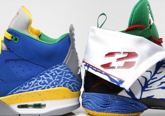"the latest 1e1e7 21646 Jordan Son of Mars Low  DTRT . Air Jordan ""Do The Right Thing"" Pack"