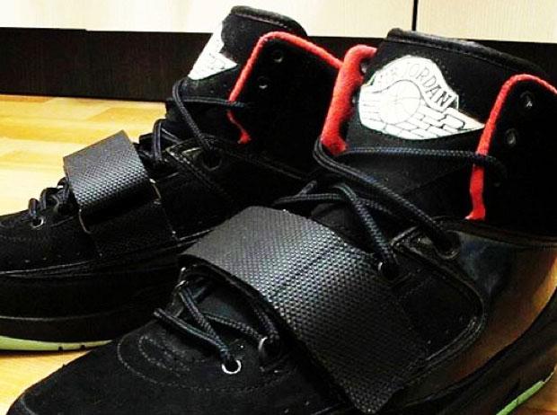 Air Jordan II quot Yeezy 2quot Cusshoes by William Yo