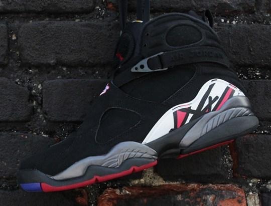 "Air Jordan VIII ""Playoffs"" – Release Reminder"