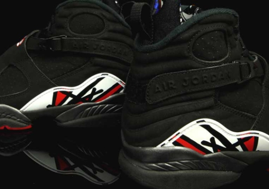 """Air Jordan VIII """"Playoffs"""" – New Release Date"""