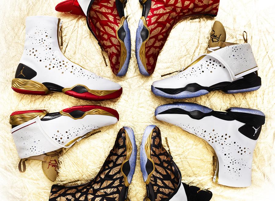 6a59ce10d91a Air Jordan XX8 - Ray Allen NBA Finals PEs - SneakerNews.com