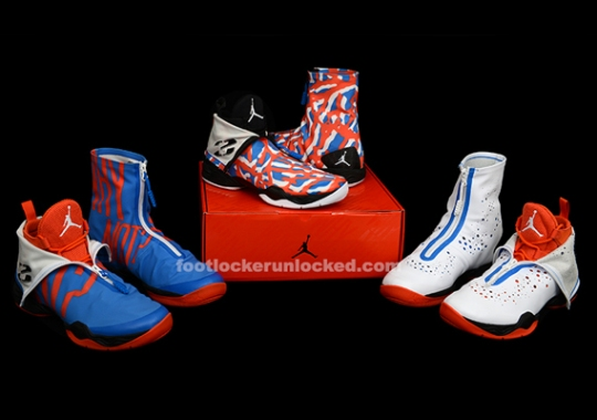 "Air Jordan XX8 ""Westbrook OKC Pack"""