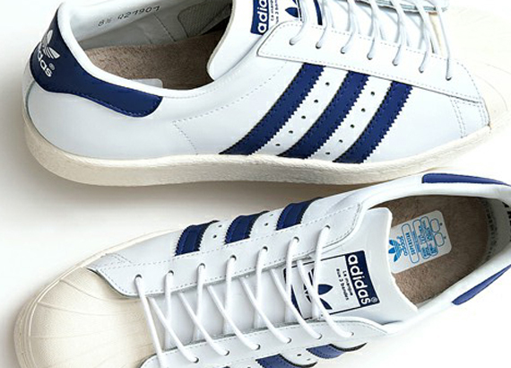 VANQUISH x adidas Originals Superstar 80s