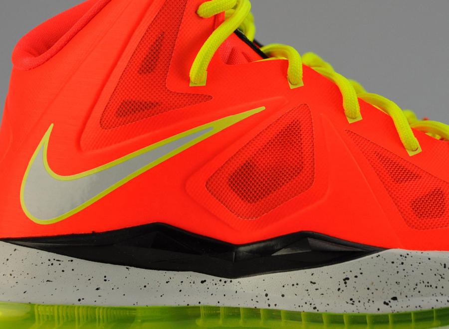 new concept 9fc7a 7c3a6 Nike LeBron X GS