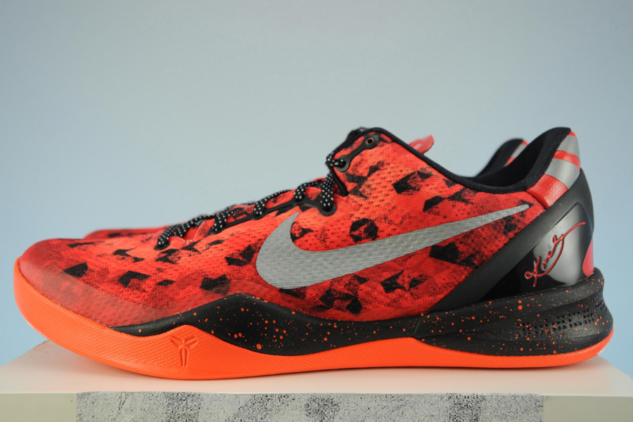 Nike Kobe 8 Quot Challenge Red Quot Sneakernews Com