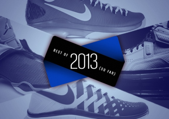 Complex's The Best New Sneakers of 2013 (So Far)
