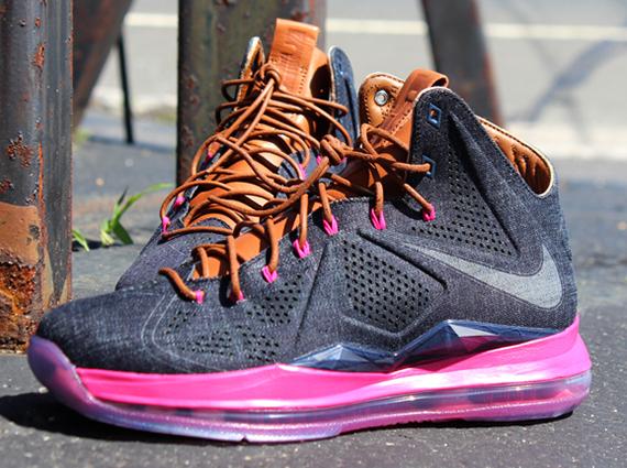 Nike Lebron 10 Denim Nike Lebron X » The Landfillharmonic eb5e420eb617