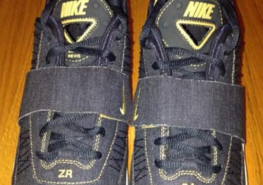 Nike Zoom Revis Denim - SneakerNews.com 42cacc3c6925