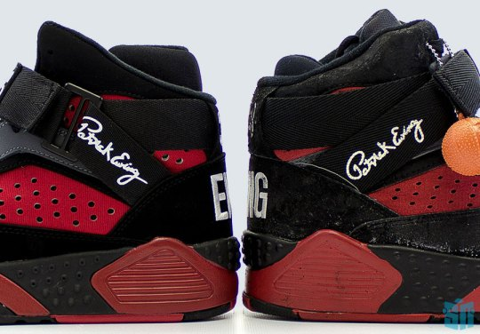Ewing Focus – 1992 OG vs. 2013 Retro Comparison