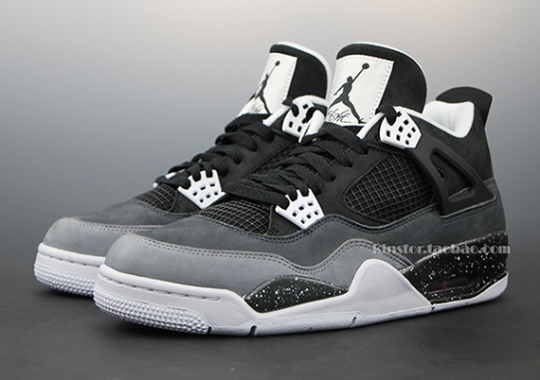 707490ca2d550f Air Jordan IV Fear Pack - SneakerNews.com