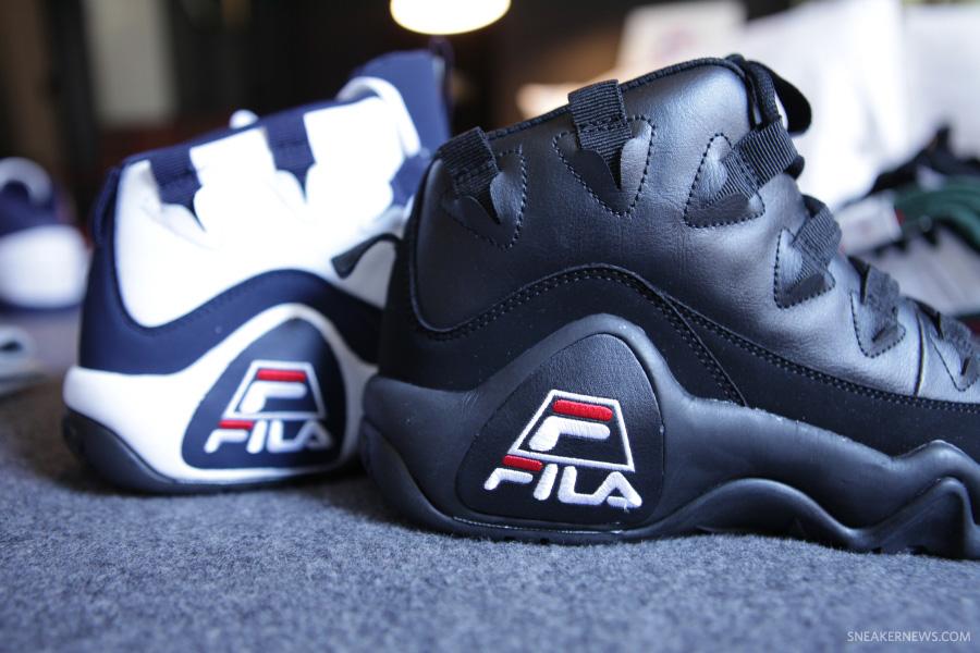 best website 8182d 8be82 Fila Grant Hill 1 Retro - SneakerNews.com