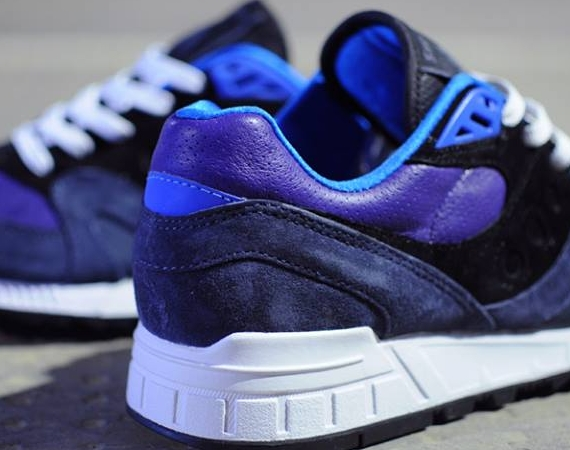 Hanon x Saucony Shadow Master quot The Midnight Runnerquot