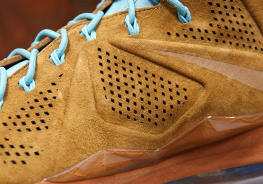 "Nike LeBron X EXT ""Hazelnut"" – Arriving at Asia Retailers"