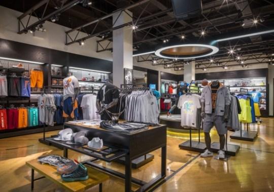 Nike and Foot Locker Celebrate House of Hoops Brooklyn Opening