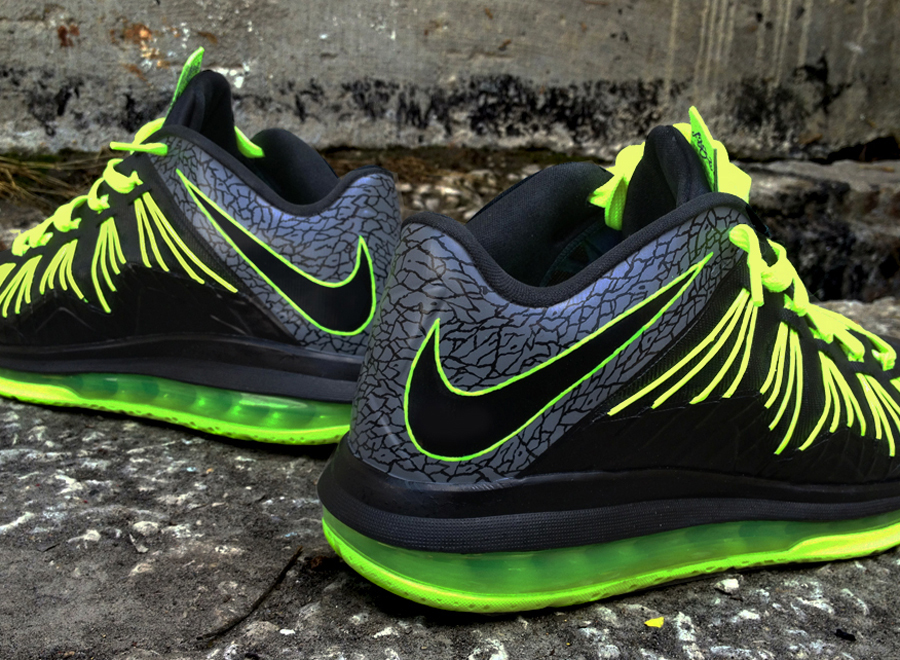 5293c021d39 Nike LeBron X Low