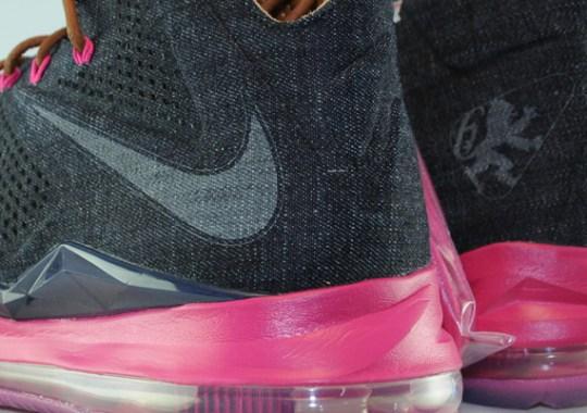 """Nike LeBron X EXT """"Denim"""" – Retail Price Info"""