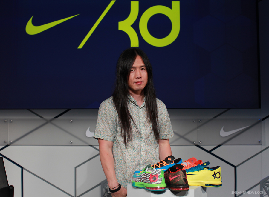 finest selection 4f96e d90b1 Nike KD VI Designer Leo Chang Talks Meteorology, Pricing, Precision Watches    More