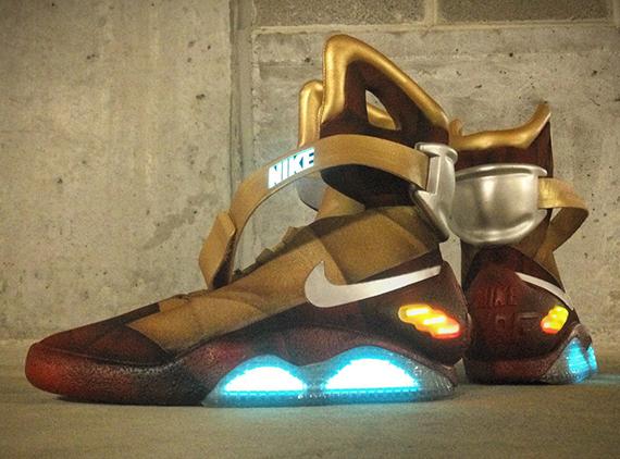 Nike Mag Mag Nike Ironman Customs Por Mache 49e77a