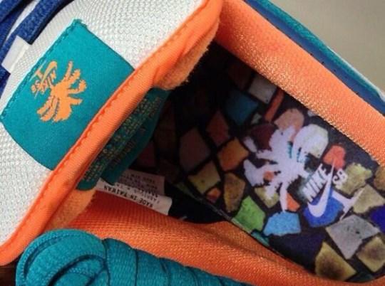 MIA Skateshop x Nike SB Dunk Low – Insoles