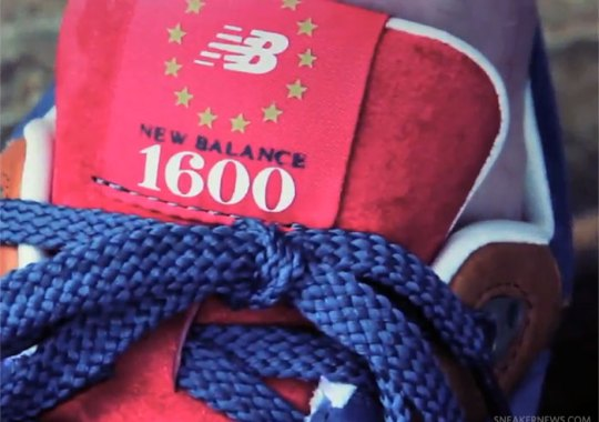 sale retailer ad6ba ae701 UBIQ x New Balance 1600 The Benjamin - SneakerNews.com