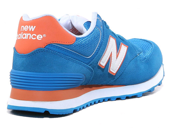 574 new balance blue orange