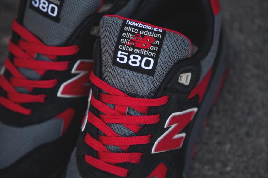 New Balance MT580 Elite – Black – Red – Grey 358a3779d19b